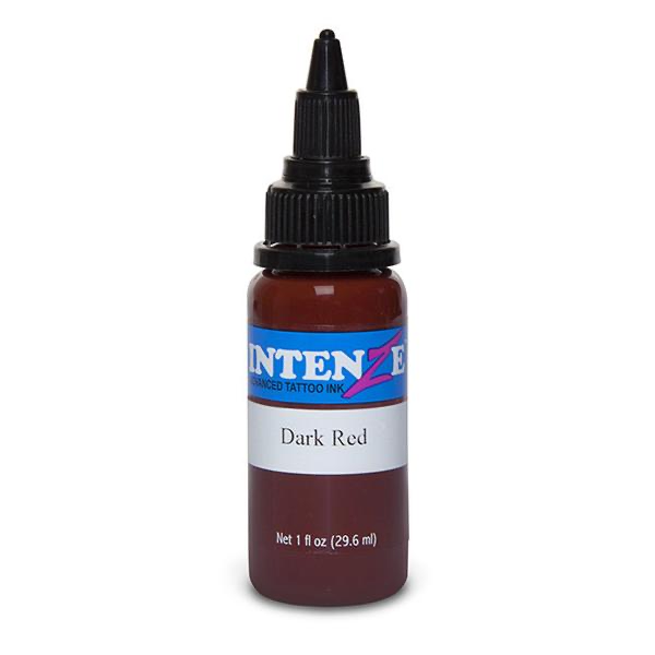 INTENZE DARK RED